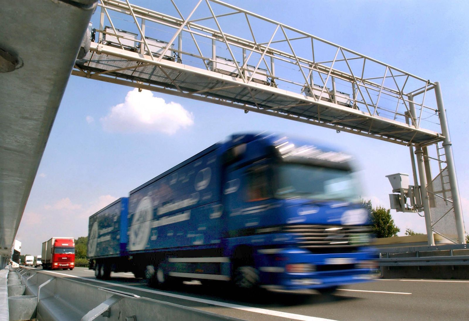 Toll Collect / Lkw-Maut