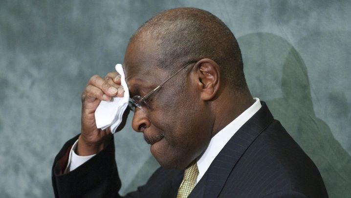 Herman Cain: Ärger an allen Fronten