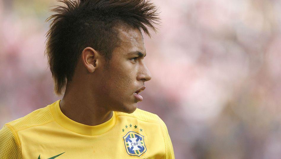 Fußball-Profi Neymar: Vom FC Santos zum FC Barcelona