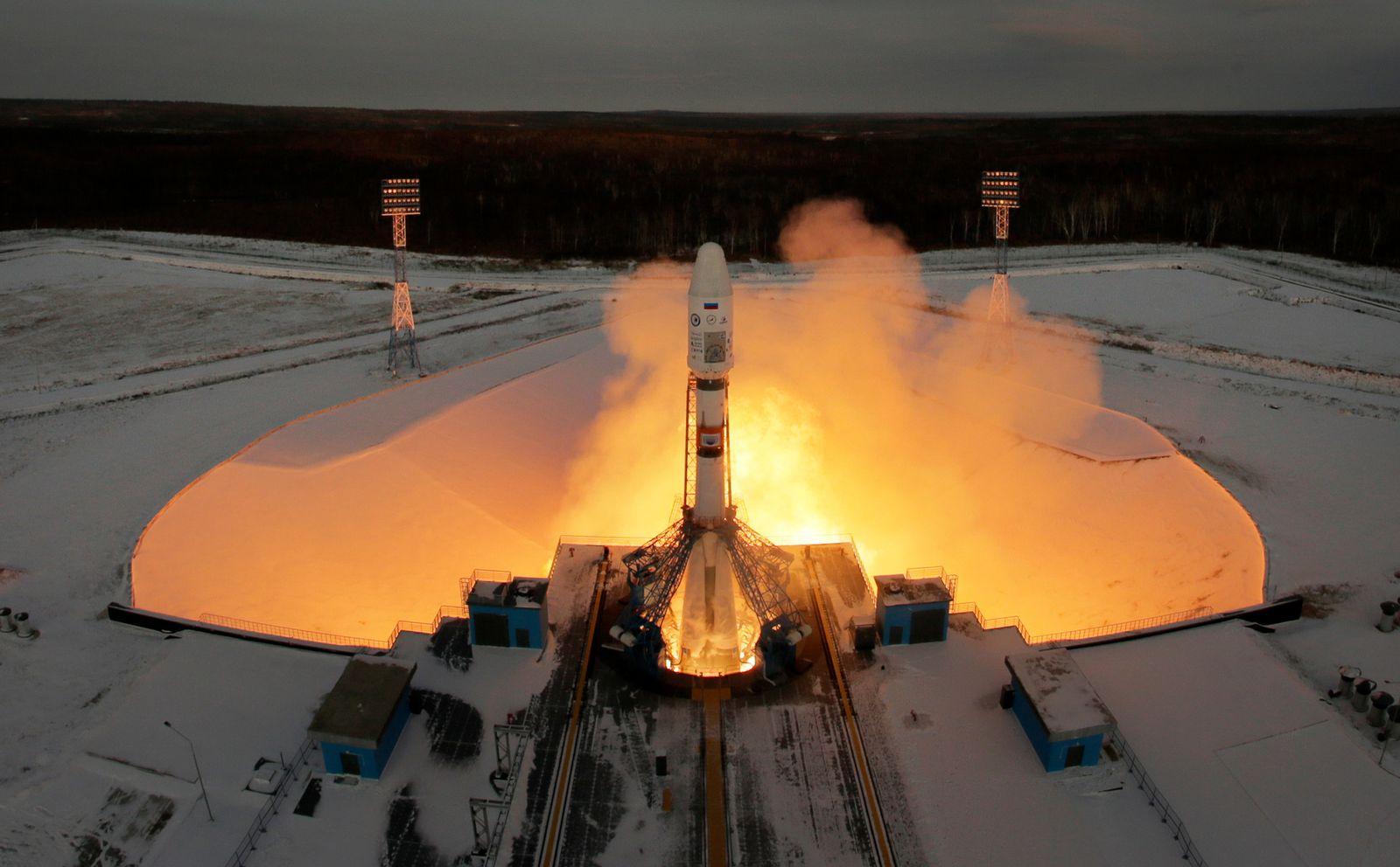 Sojus-Rakete Wostotschny