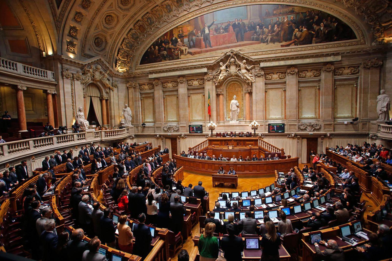 Portugal/ Parlament