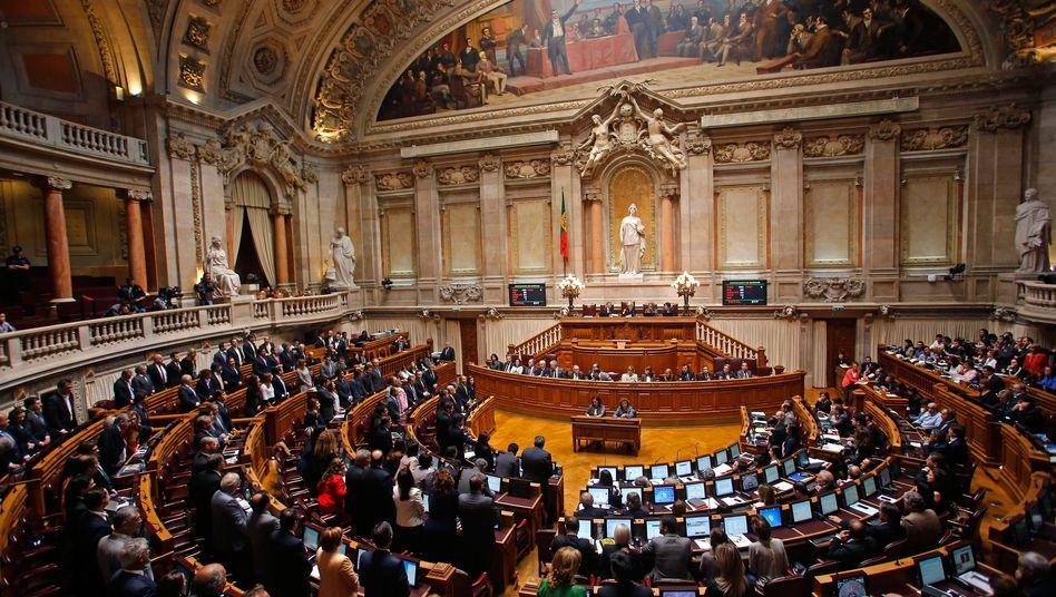 Portugals Parlament: Bald neues Zensur-Gesetz?