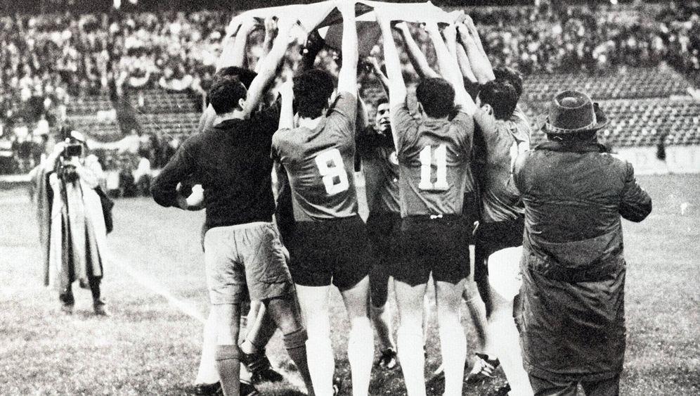 Eskalation der WM-Qualifikation 1969: Fußballkrieg
