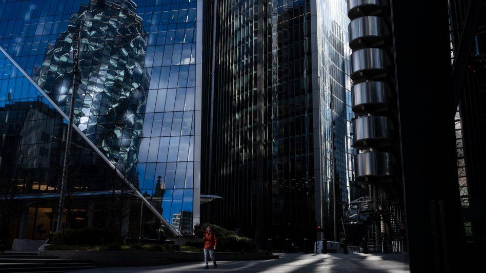 Finanzdistrikt City of London