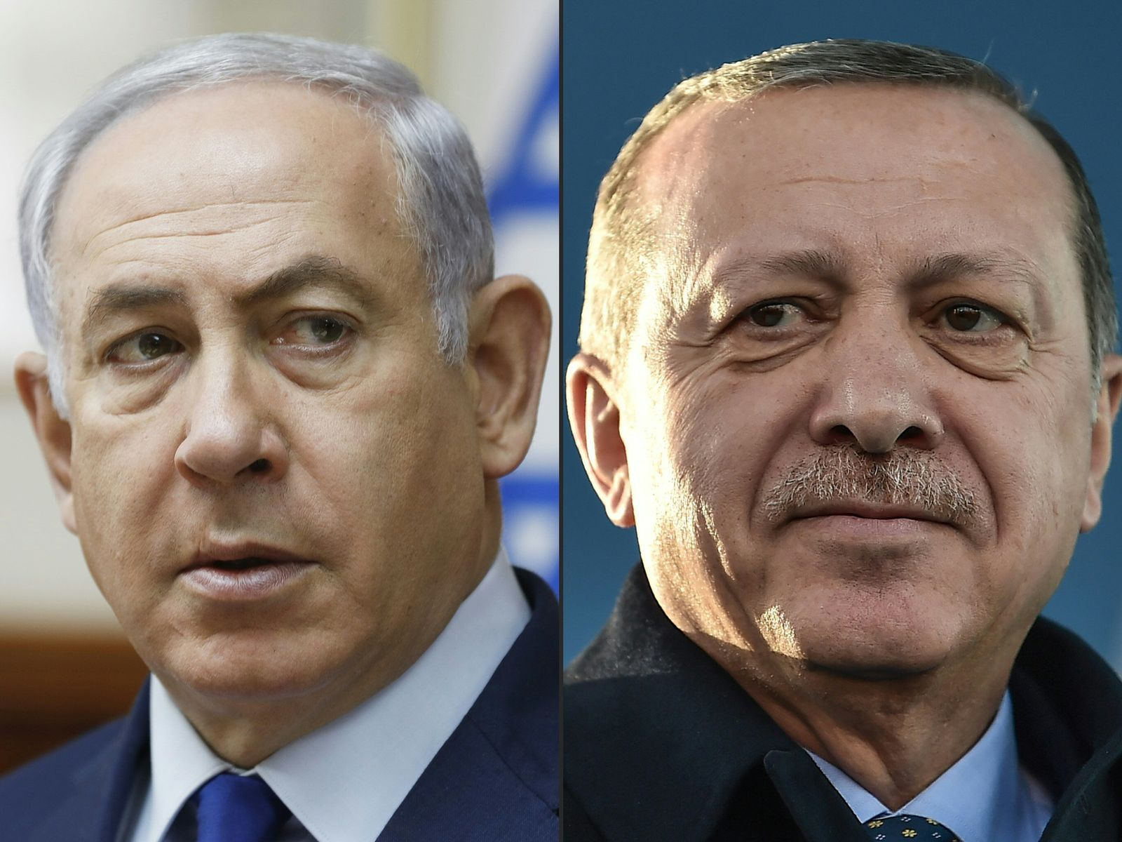 COMBO-FILES-ISRAEL-TURKEY-PALESTINIANS-CONFLICT