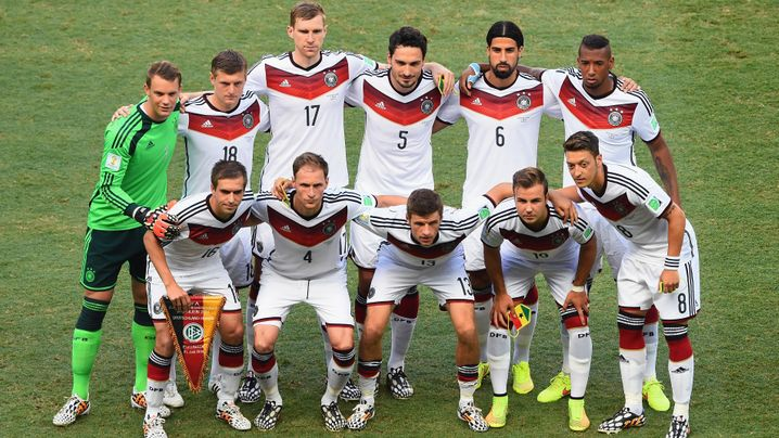 Remis gegen Ghana: Klose rettet Deutschland