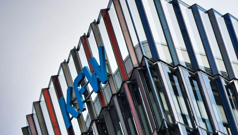 KfW-Zentrale in Frankfurt am Main: Permanent nachbessern
