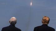 Raumfahrt im Schatten der Politik