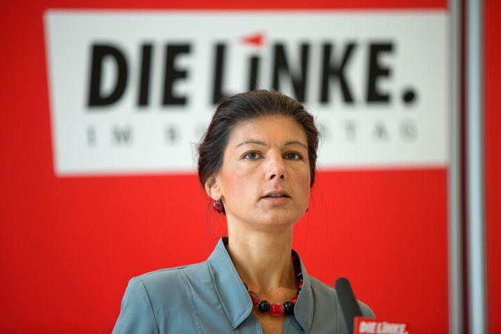 Vizeparteichefin Sahra Wagenknecht