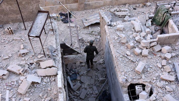 Syrienkrieg: Vormarsch in Ost-Aleppo