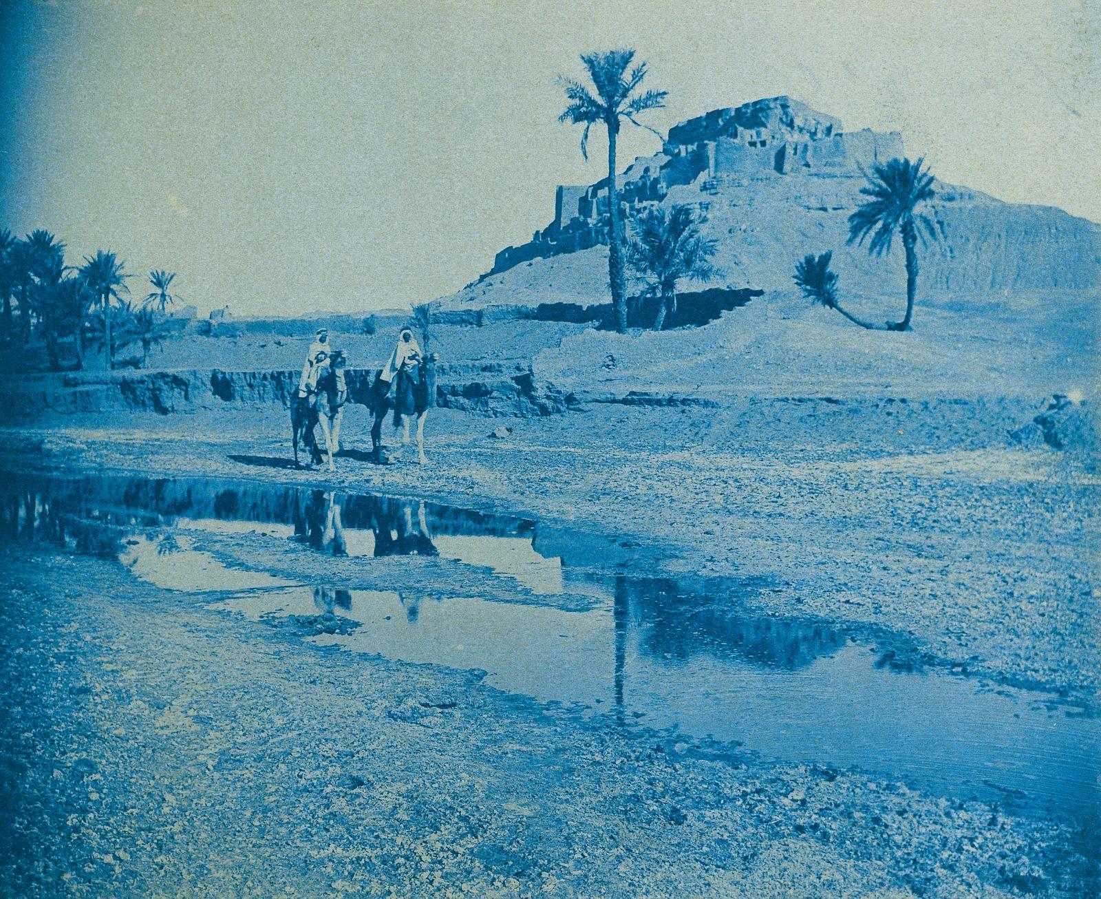 Historische Reisebilder - Der Ksar von El Golea