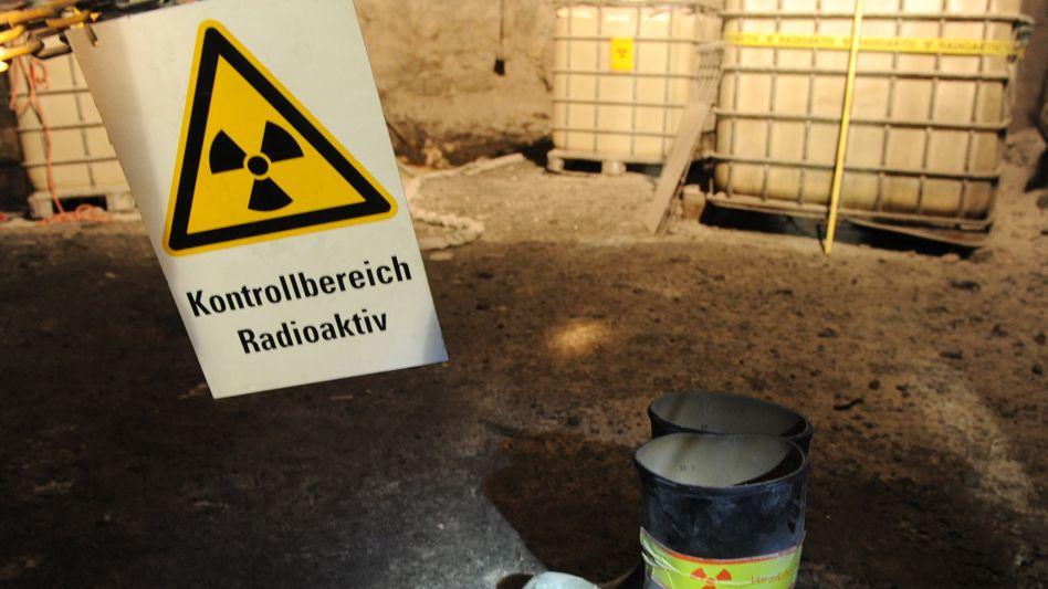 Atommülllager Asse: Abfallbeseitigung mit Hindernissen