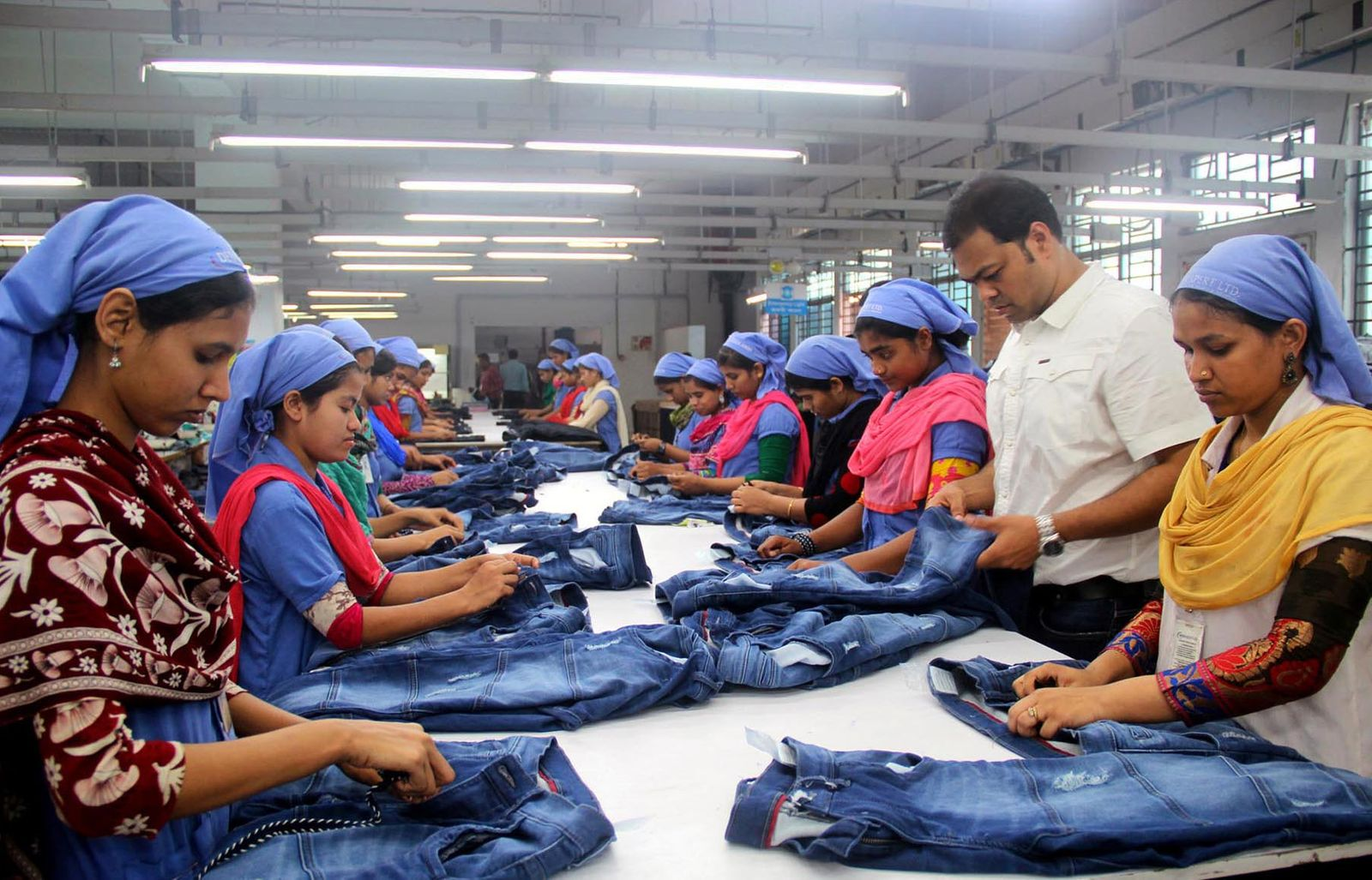 The Denim expert made in Bangladesh