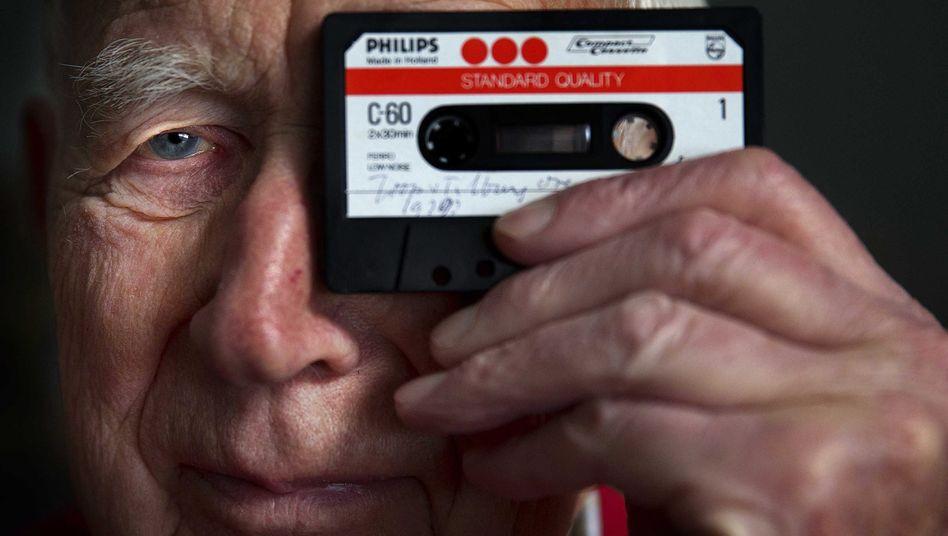 Lou Ottens: Was er Anfang der Sechzigerjahre erfand, veränderte die Musikwelt