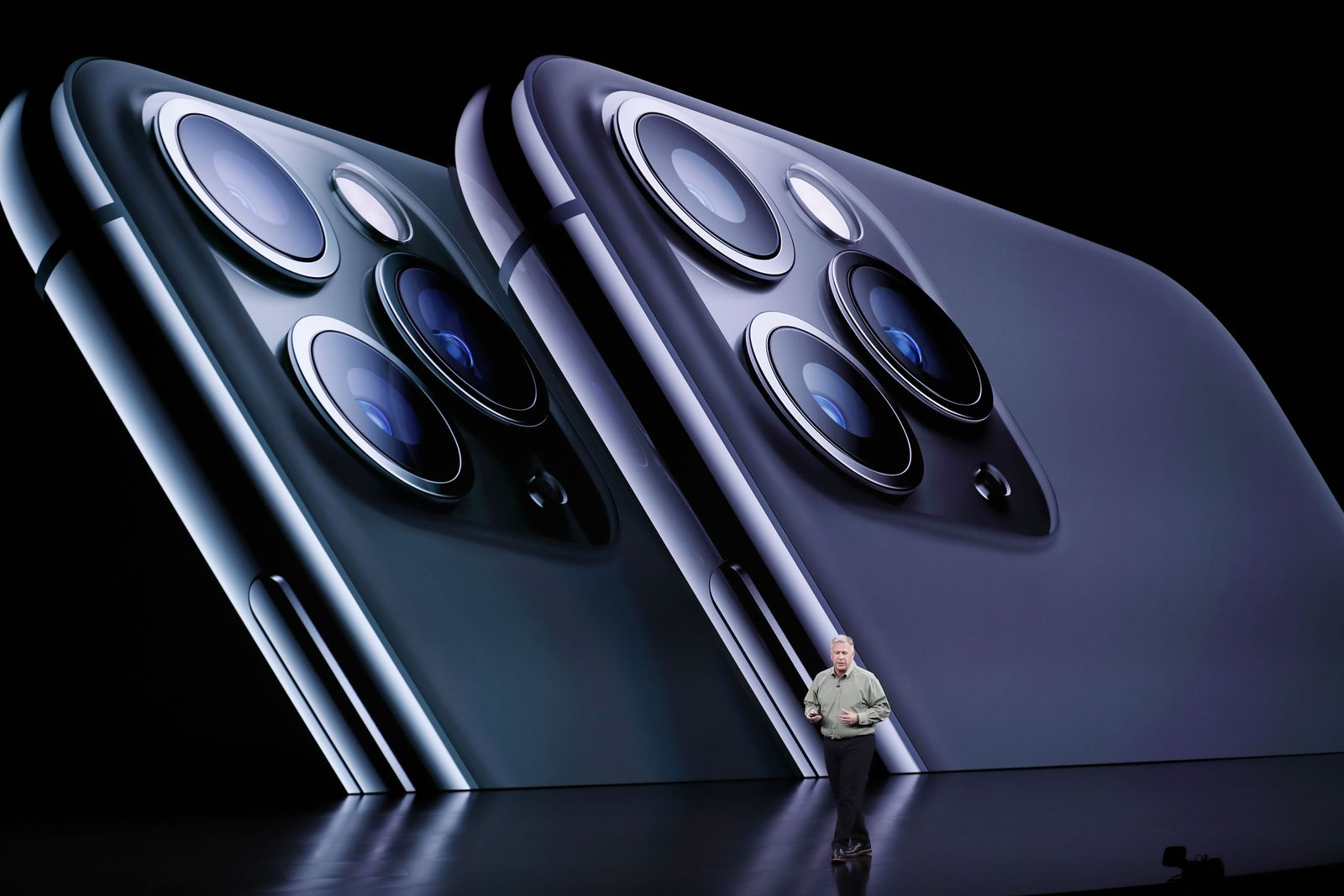 Apple/ Keynote September 2019/ iPhone Pro