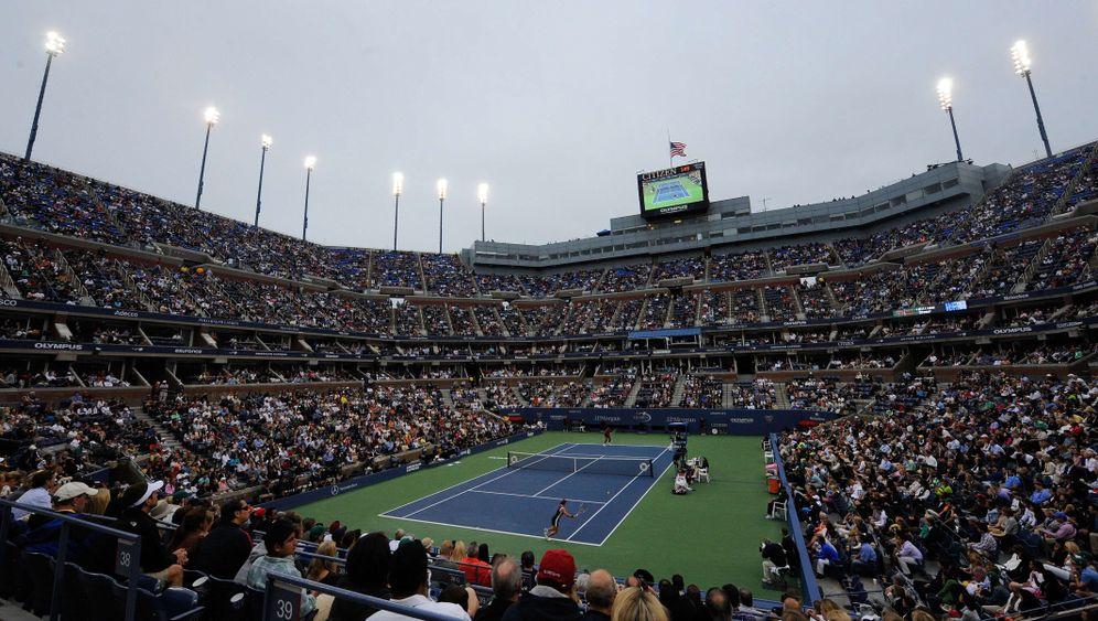 US Open: Serenas Schimpftiraden