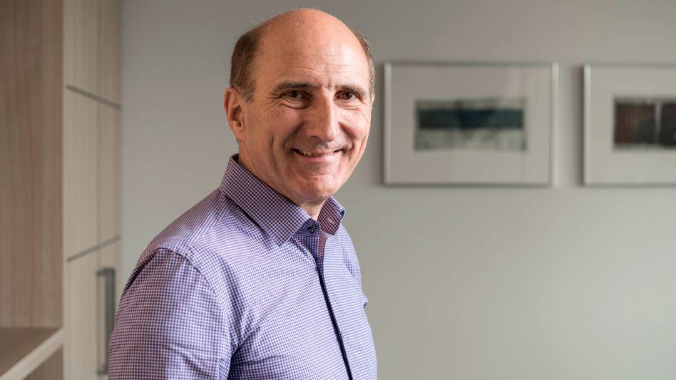 Dr. Ralf Ihl, Leiter der Gerontopsychiatrie am Krankenhaus der Alexianer in Krefeld