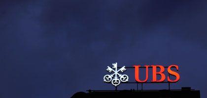 UBS-Logo: Hohe Bonuszahlungen in der Kritik