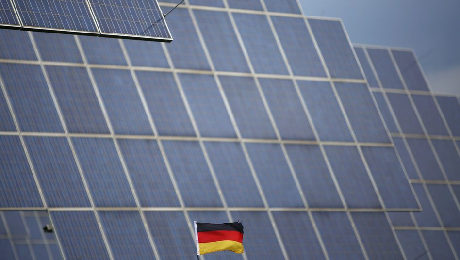 Solarpaneele in Bad Hersfeld