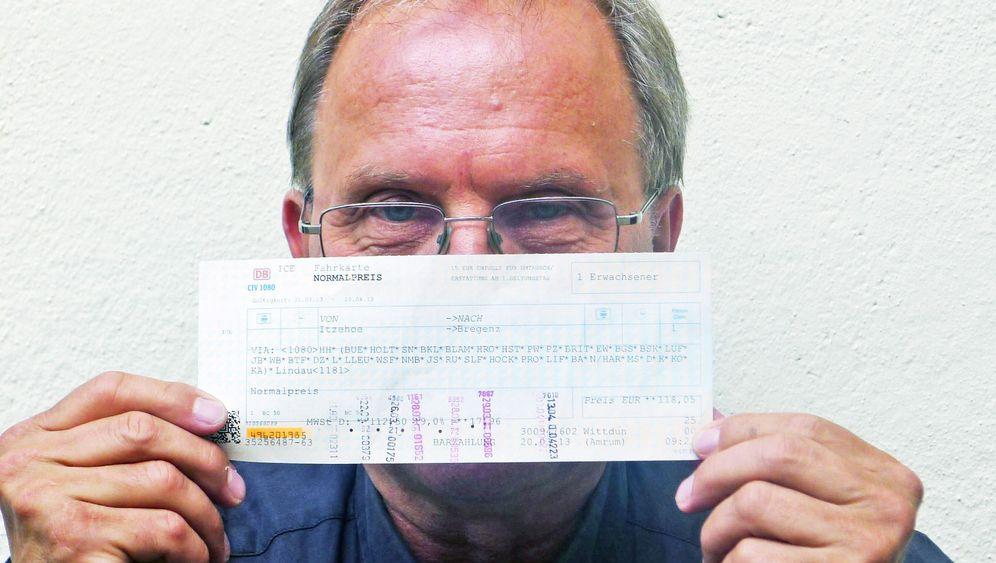 Kreative Streckenplanung: Günstig durch Deutschland reisen