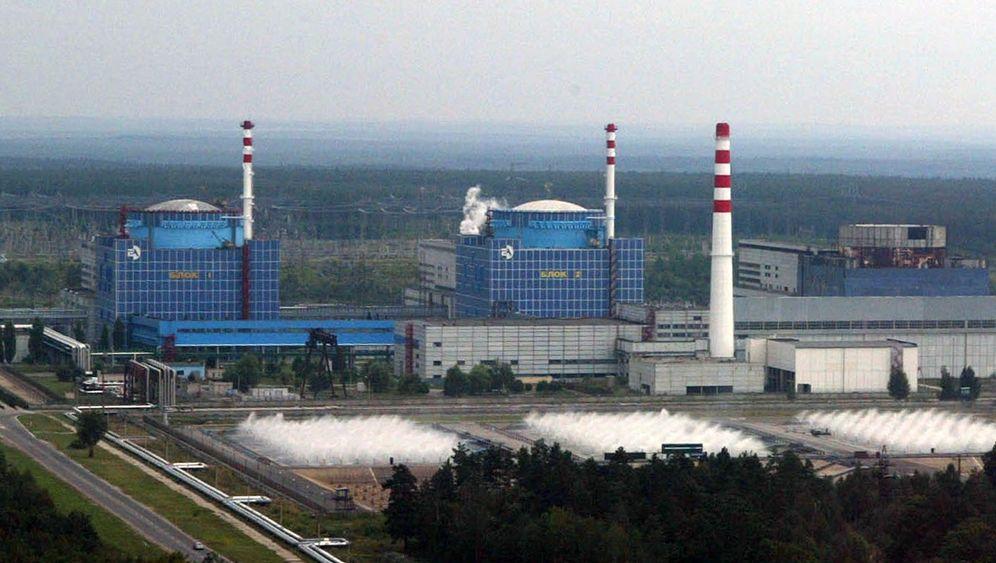 Elf Reaktoren: Die Atomkraftwerke der Ukraine