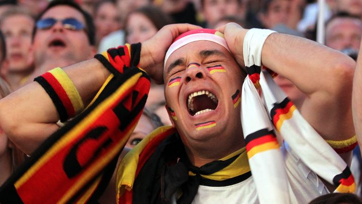 Deutsche WM-Ernüchterung: Aus, vorbei, erledigt