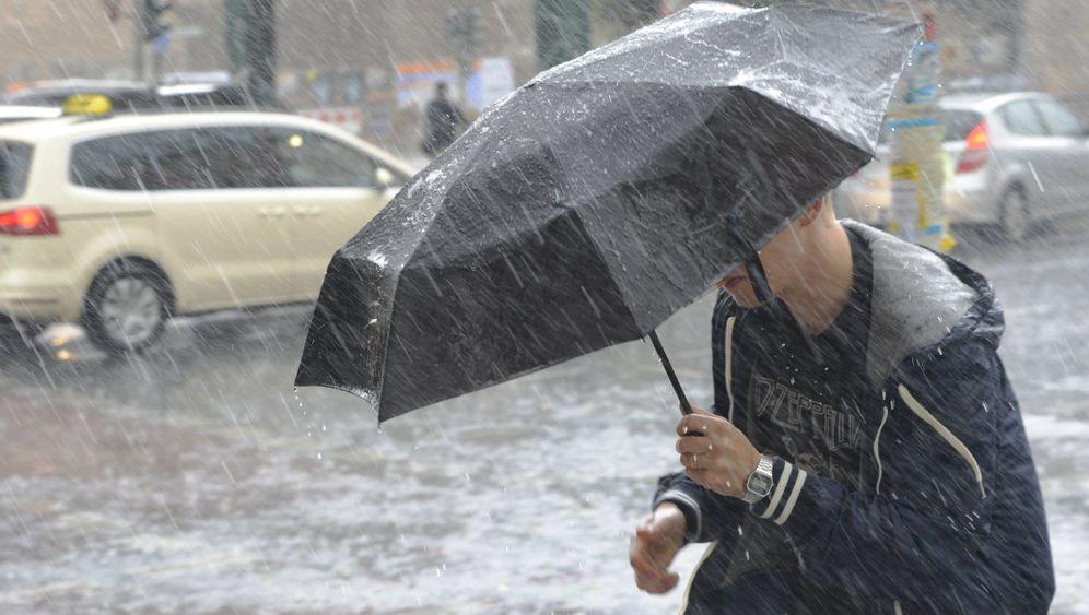 Regenmassen: Wenn der Sommer zum Herbst wird