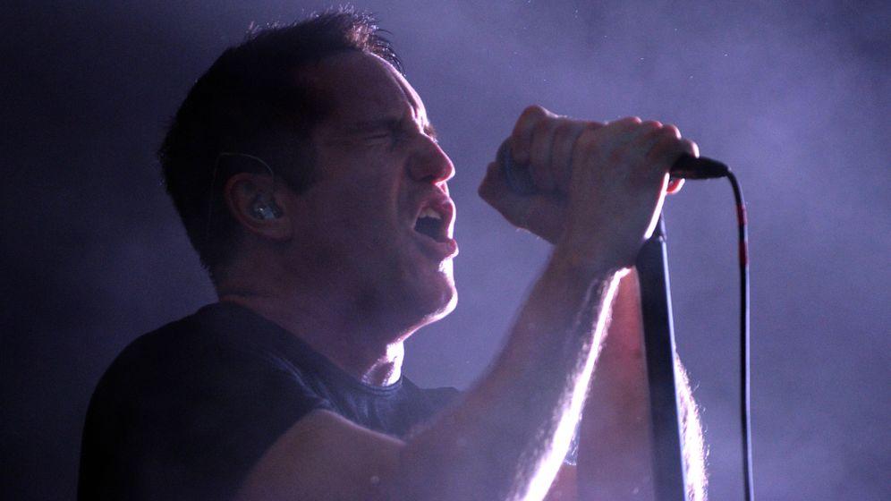 Trent Reznor: Spaßeshalber drogenfrei