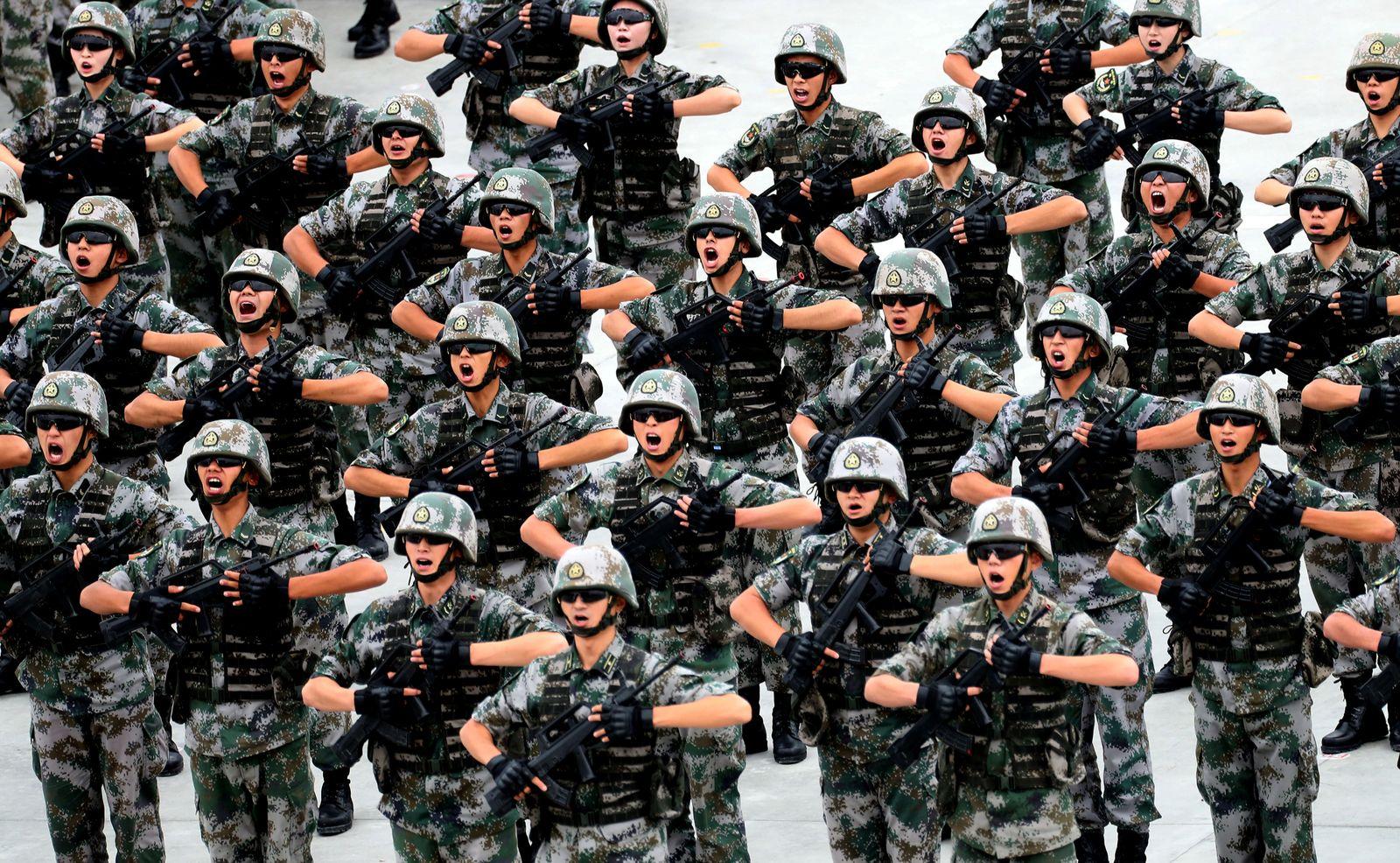 China/ Soldaten