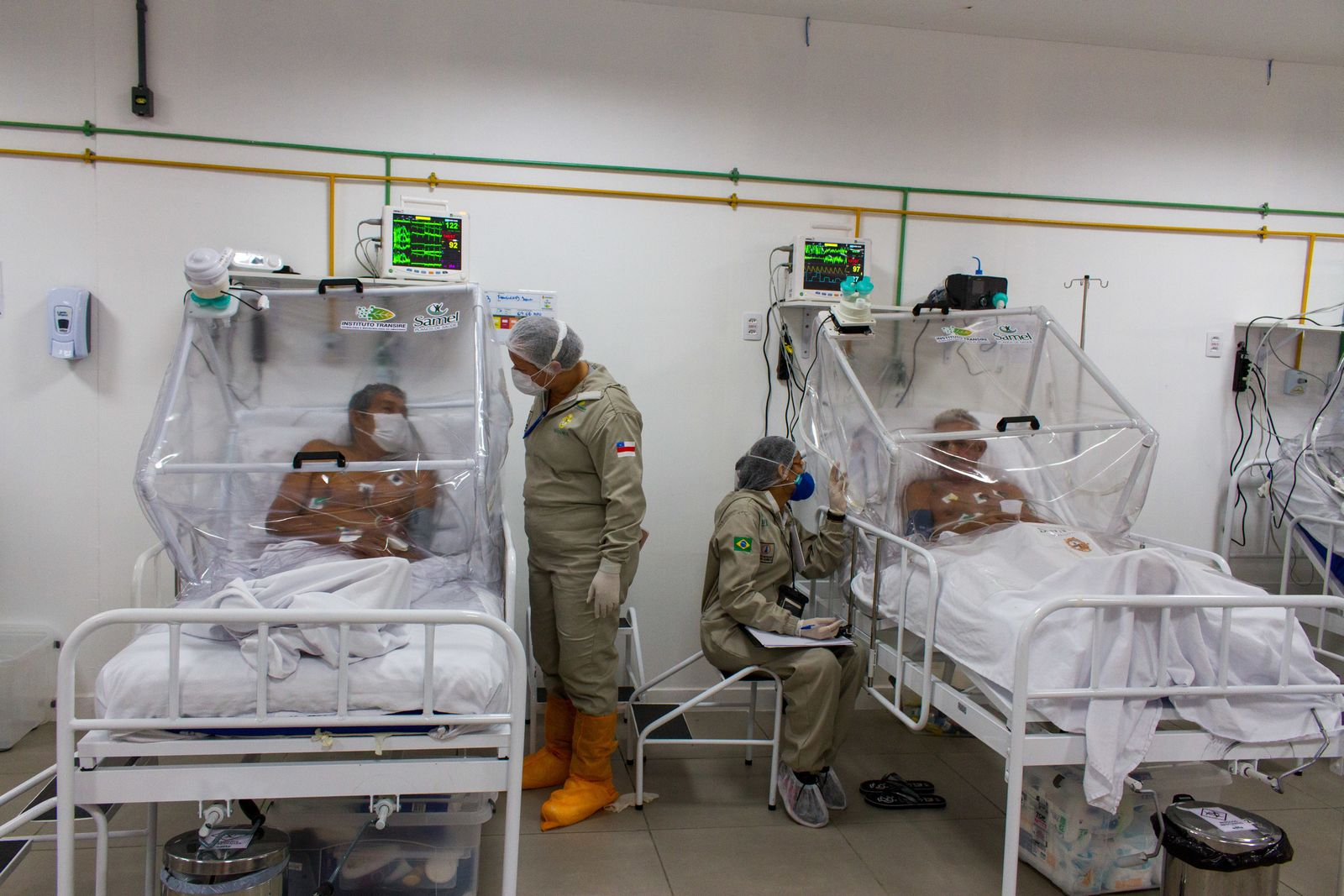 Coronavirus - Lateinamerika