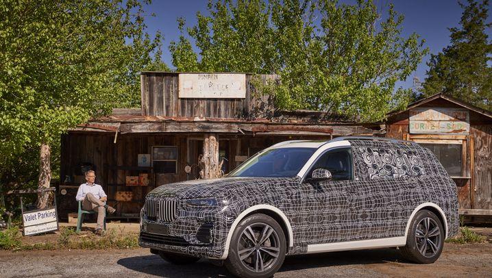 Fotostrecke: Der BMW X7