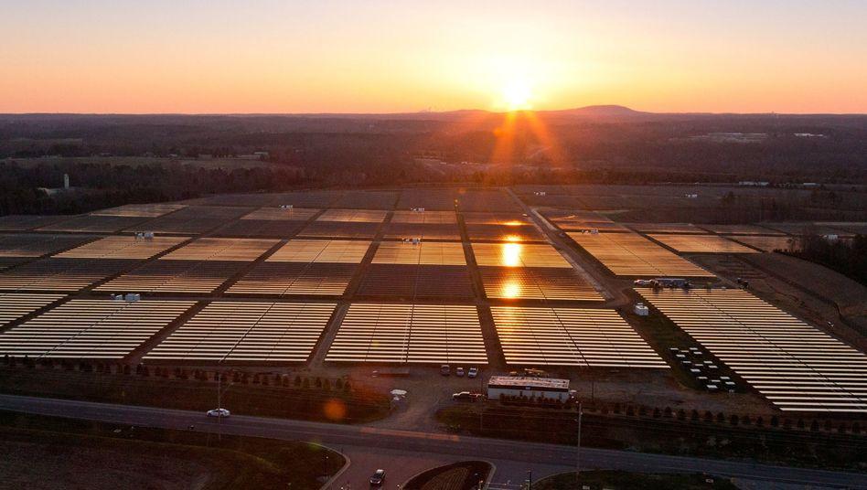 Apple-Solar- und Brennstoffzellenanlage in den USA: Energien aus eigener Produktion