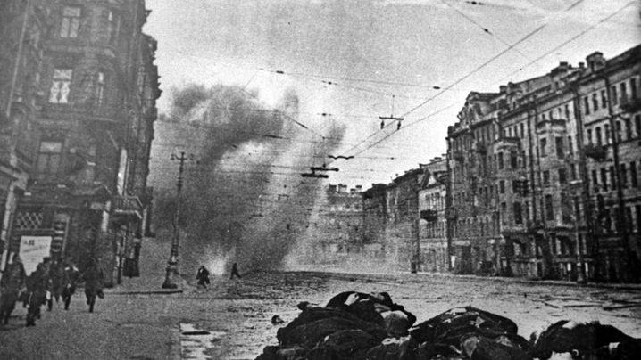 """Leningrader Sinfonie: """"So klingt in meinen Ohren Krieg"""""""