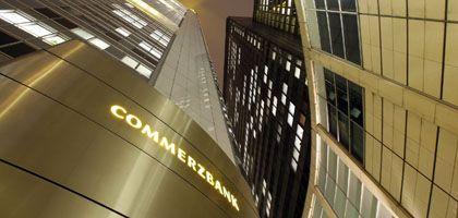 "Commerzbank-Zentrale in Frankfurt: ""Die können kein Geld verdienen"""