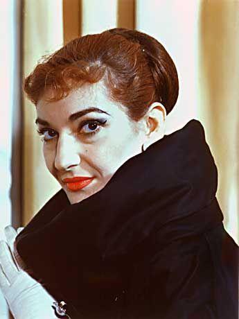 Ihr reiches Leben bietet Stoff für Hollywood: Maria Callas