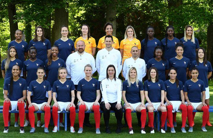 Frankreichs WM-Kader