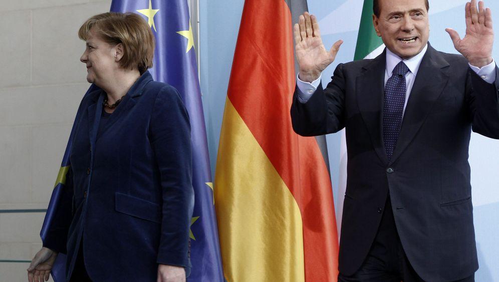 Silvio Berlusconi: Immer Ärger mit dem Kavaliere
