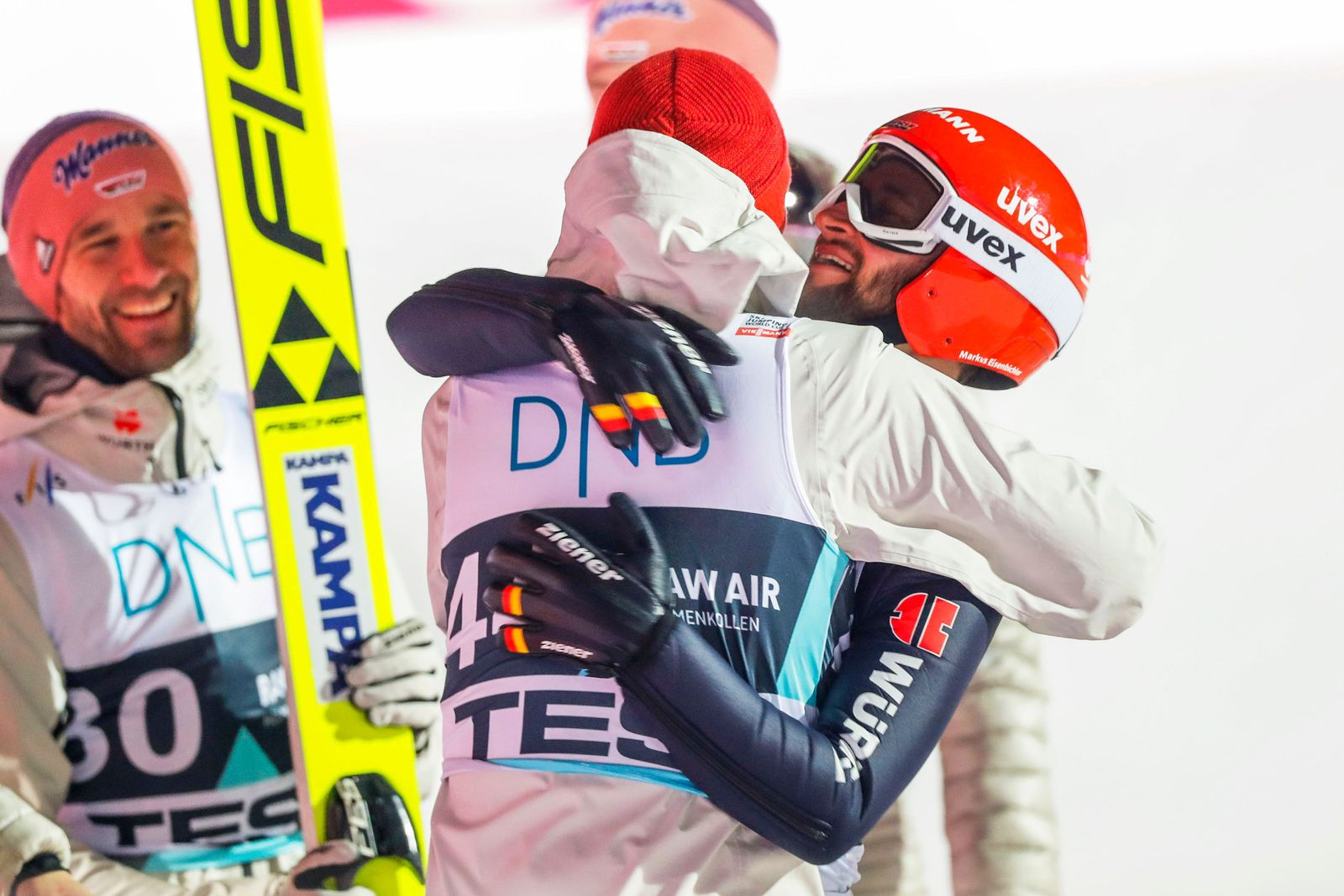 Ski Jumping World Cup in Lillehammer, Norway - 09 Mar 2020