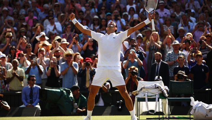 Djokovic siegt in Wimbledon: Der Djoker ist zurück