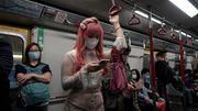 Internet-Konzerne drohen mit Abzug aus Hongkong
