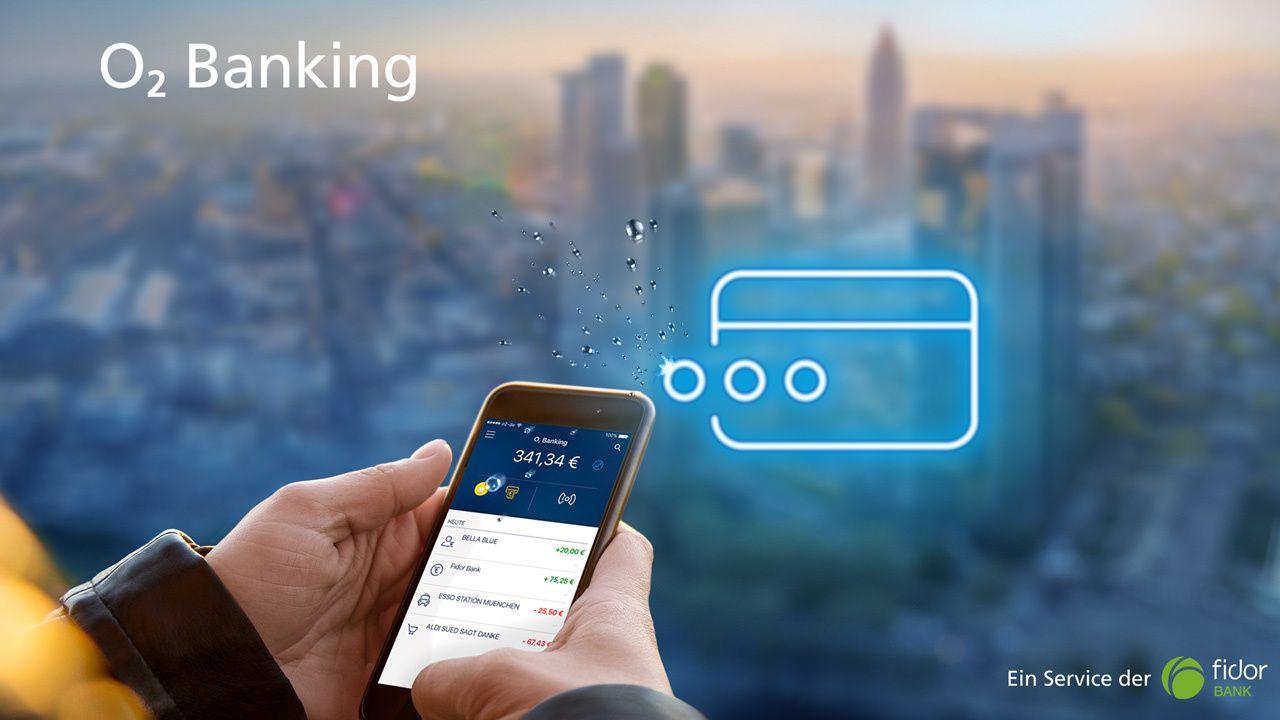 Fidor Bank / O2 Banking