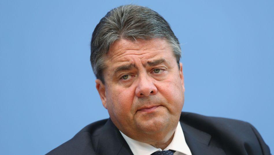 SPD-Chef Gabriel: Er will ein Ja zu den VDS-Plänen durchsetzen