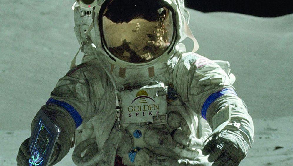 Golden Spike: Firma will Mondflüge anbieten