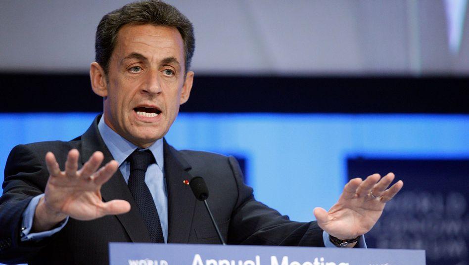 Nicolas Sarkozy: Nächste Stufe rabiater Netz-Regulierung