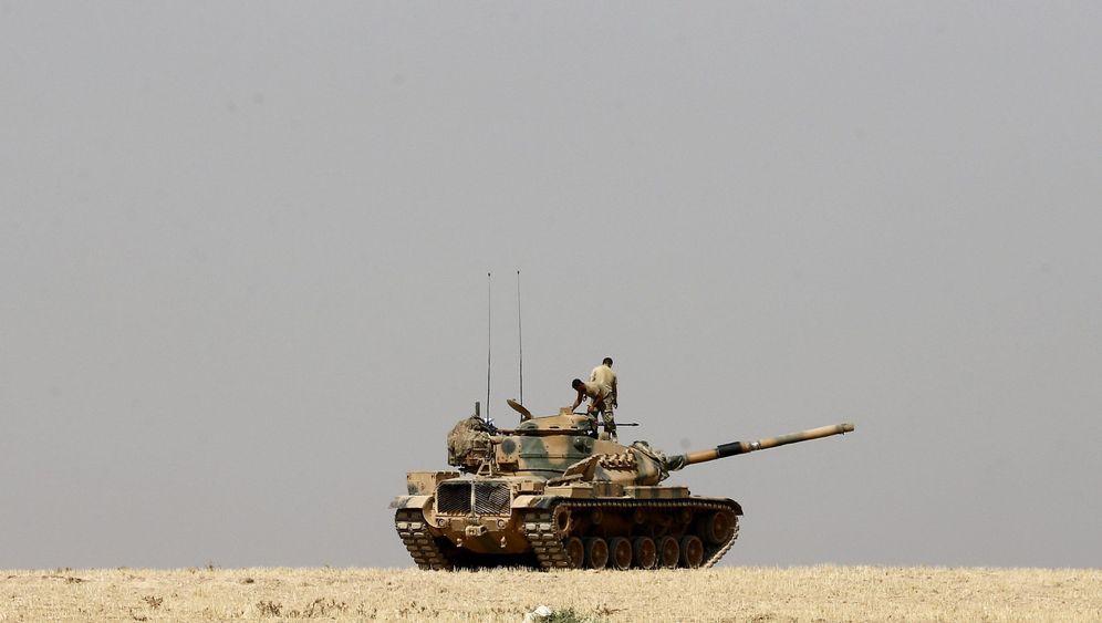 Krieg in Nordsyrien: Jeder gegen jeden