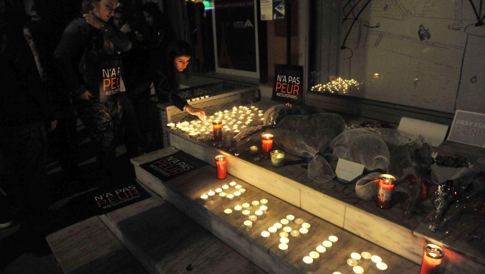 Trauer in Paris: Jeder mitfühlende Mensch ist entsetzt