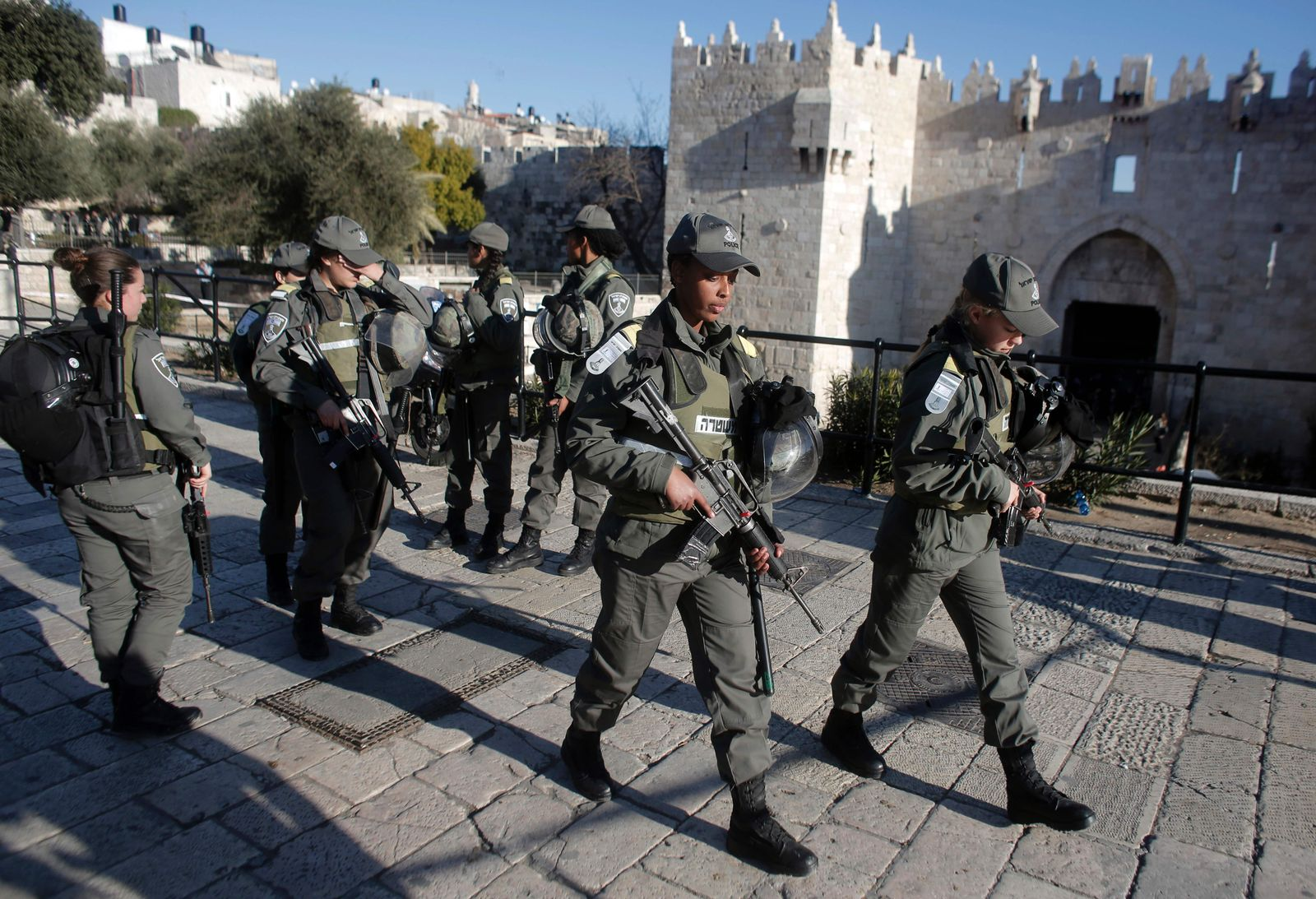 Jerusalem Attacke