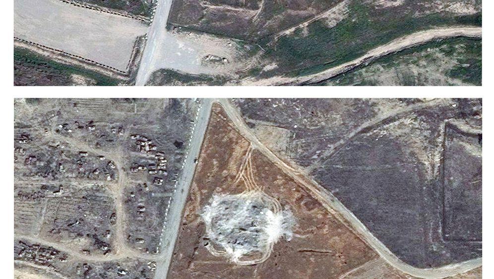 Sankt Elias im Irak: Die Zerstörung von Sankt Elias