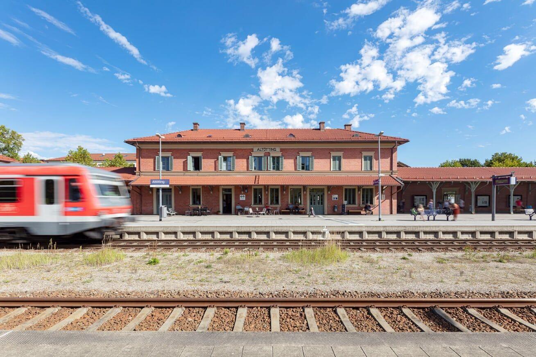 Bahnhof des Jahres 2020