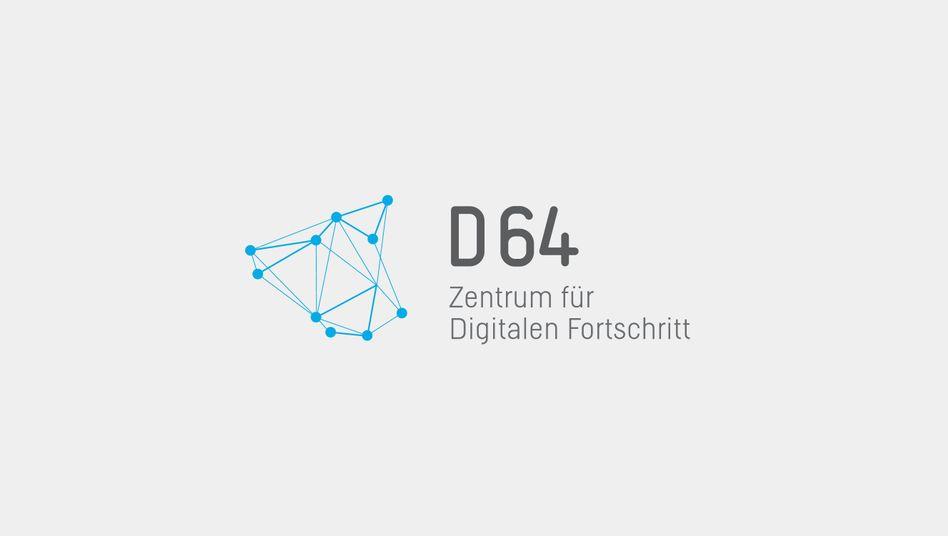 Logo des Vereins D64: Web-Köpfe wollen Politik beeinflussen